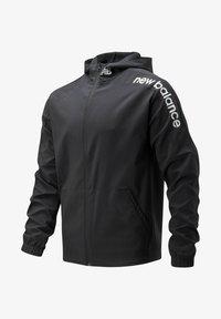 New Balance - TENACITY  - Training jacket - black - 0