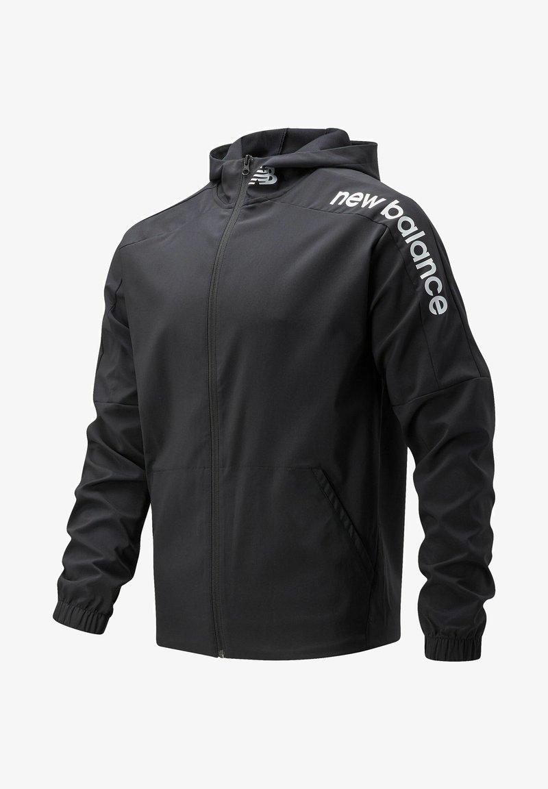 New Balance - TENACITY  - Training jacket - black