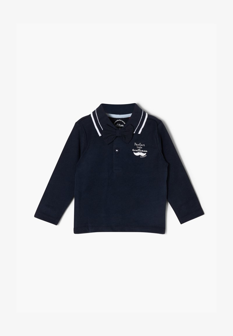 s.Oliver - Polo shirt - blue