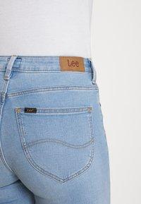 Lee - SCARLETT HIGH - Jeans Skinny Fit - bleached azur - 4
