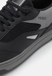 HUGO - SWITON - Trainers - black - 5