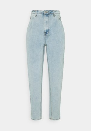 VINTAGE MOM - Straight leg jeans - blue
