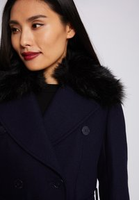 Morgan - Classic coat - dark blue - 3