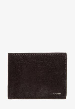 JEFFERSON - Wallet - darkbrown