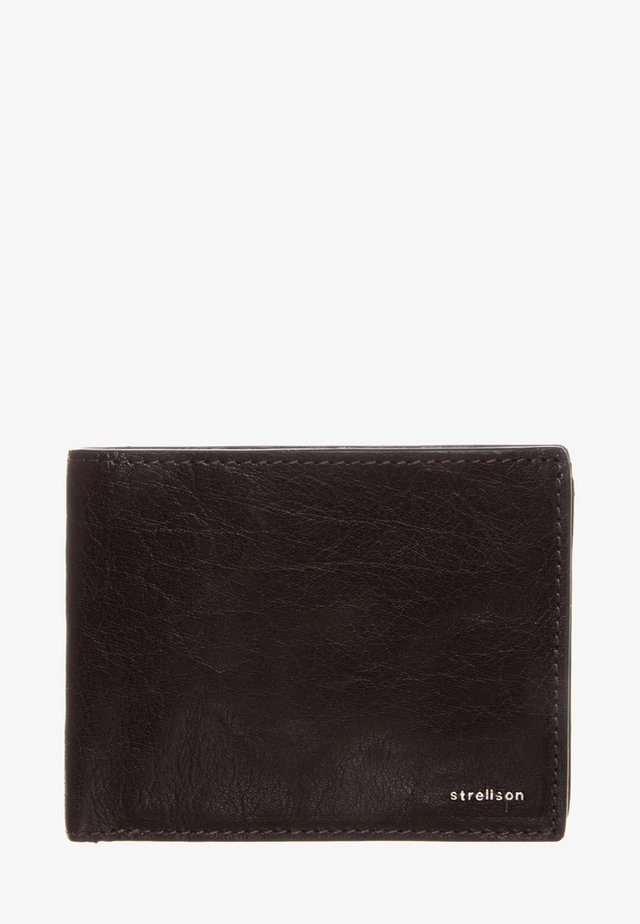 JEFFERSON - Wallet - darkbrown
