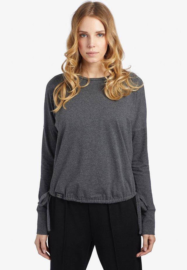 SESAMA - T-shirt à manches longues - grey