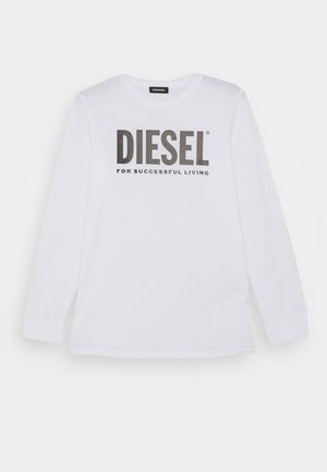 TJUSTLOGO ML MAGLIET UNISEX - Long sleeved top - bianco