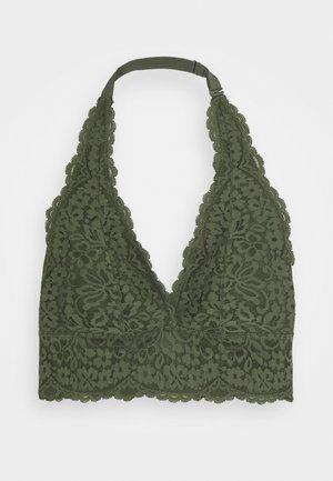 HALTER BRALETTE - Topp - four leaf clover