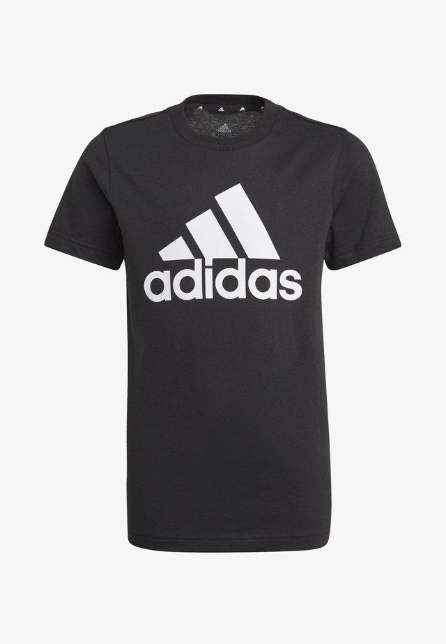 UNISEX - T-shirt med print - black/white