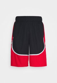 Under Armour - BASELINE RETRO - Sports shorts - black - 4