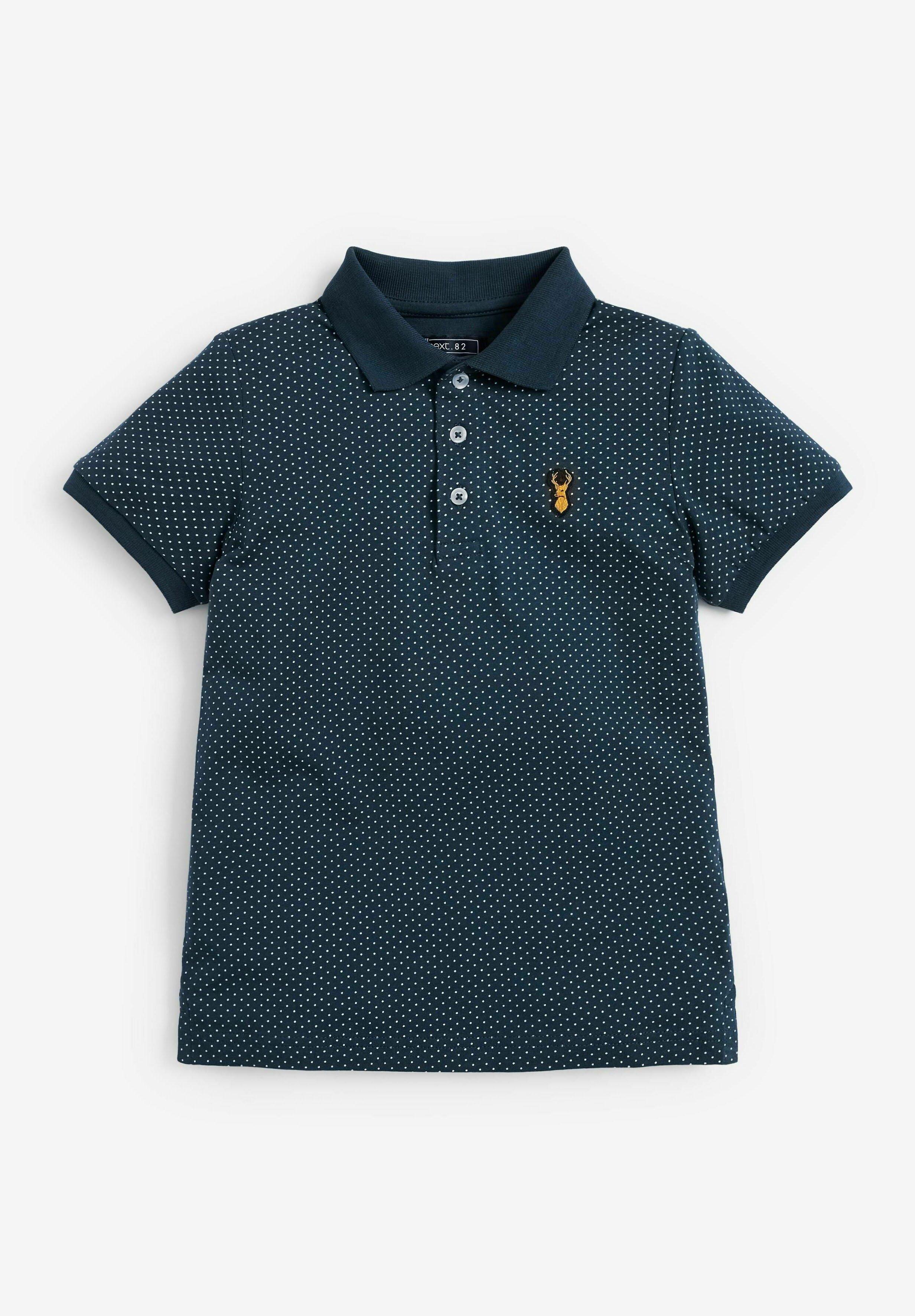 Jacky Jungen Kombination Poloshirt und Hose Ocean Boys Marine