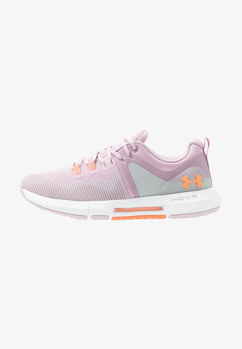 Under Armour - HOVR RISE - Trainings-/Fitnessschuh - pink fog/white/peach plasma