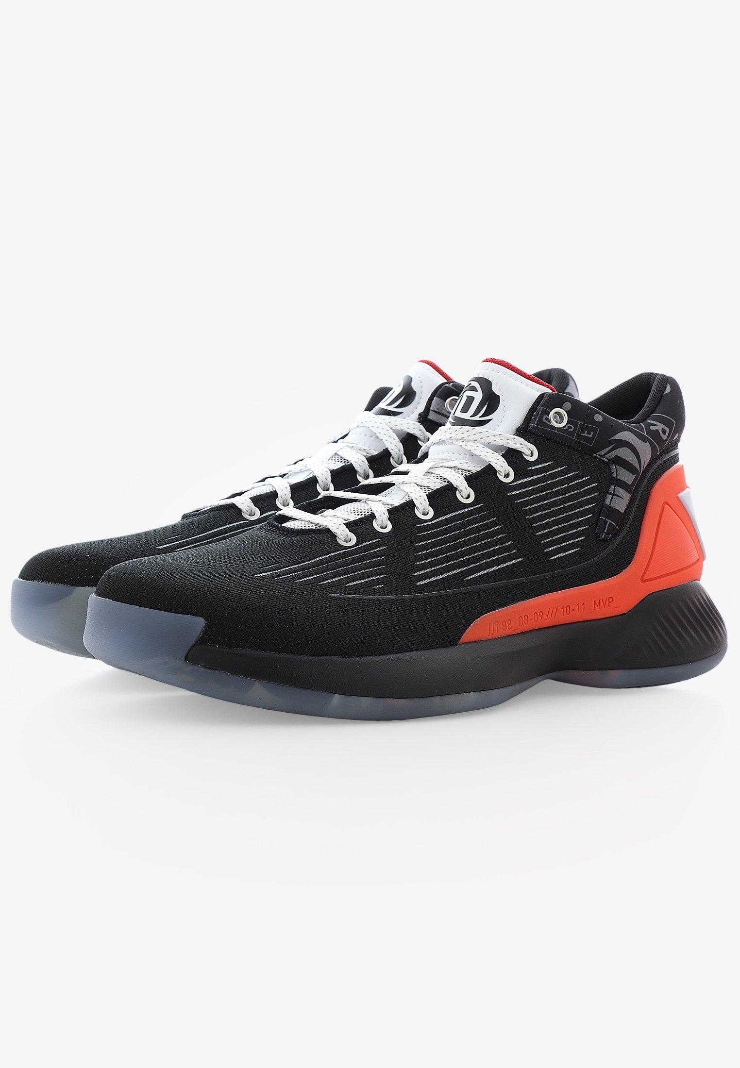 adidas Performance Basketballschuh - black/schwarz - Herrenschuhe FV0qz