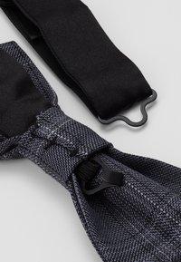 Shelby & Sons - HAMI BOW - Bow tie - navy - 3