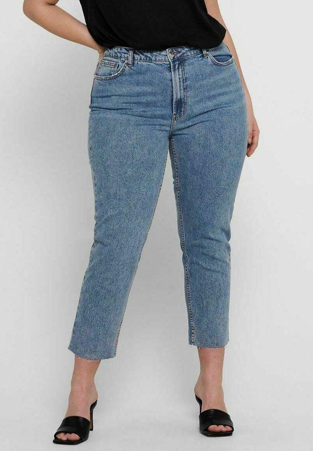 Jeans a sigaretta - light blue denim