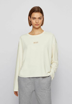 Long sleeved top - natural
