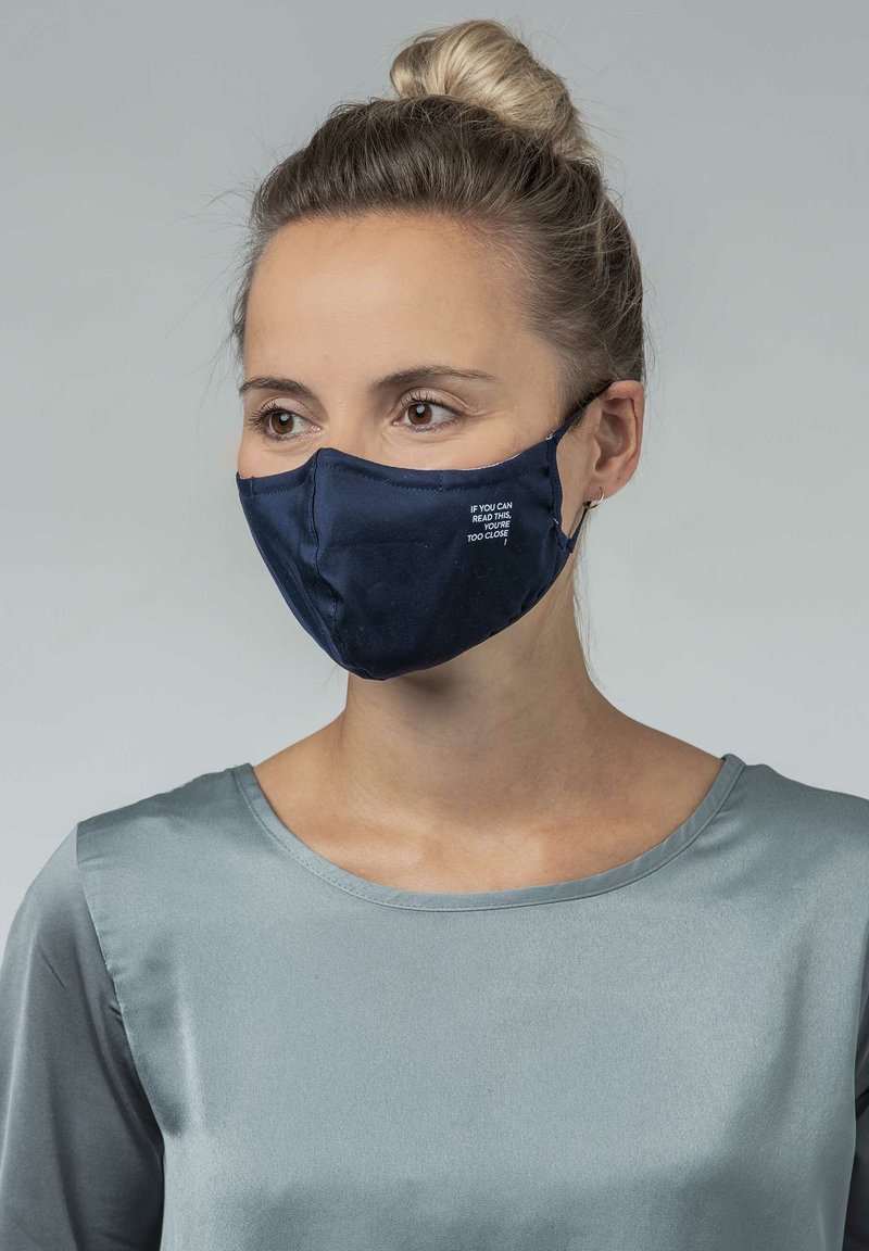 Mey - Community mask - yacht blue
