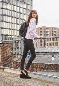 Replay - LUZIEN PANTS - Jeans Skinny Fit - dark grey - 1