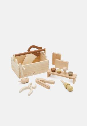 TOOL BOX UNISEX - Houten speelgoed - multi