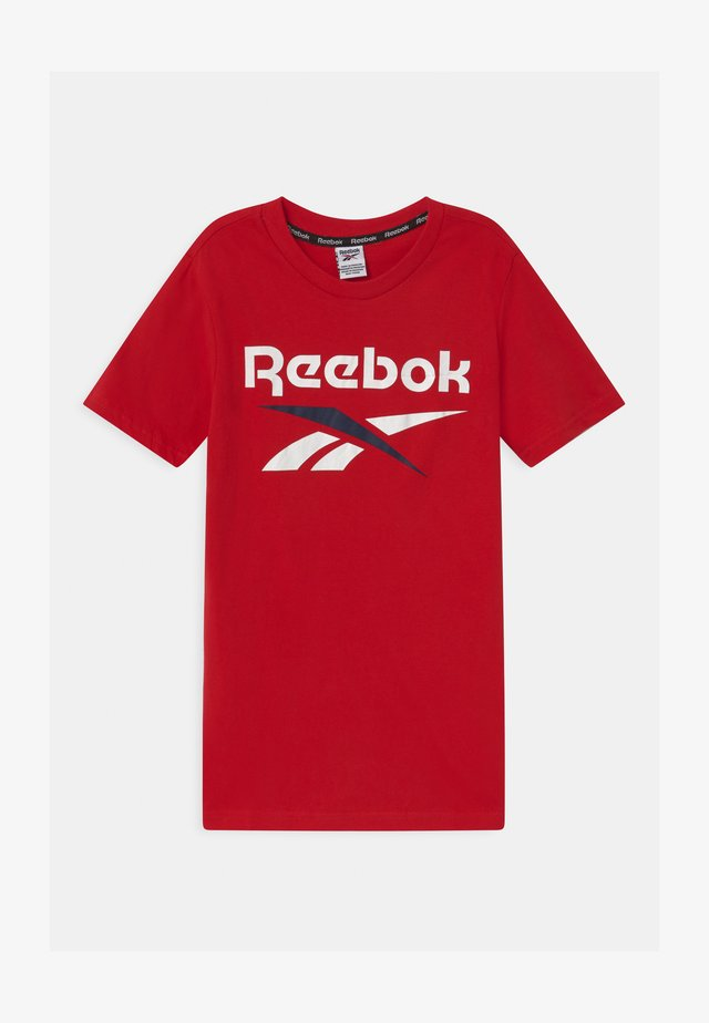 CLASSIC UNISEX - Camiseta estampada - red