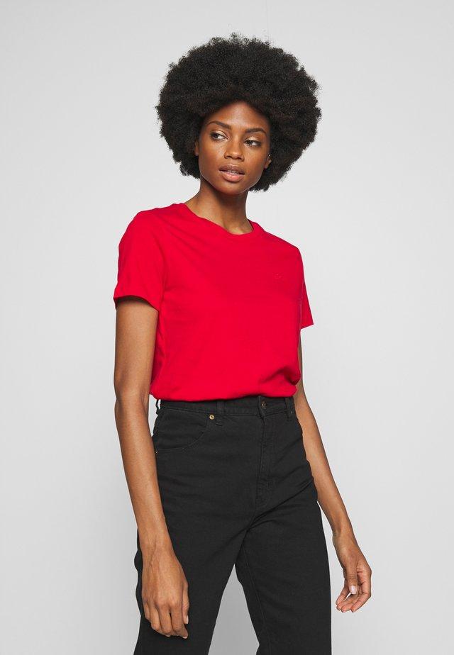 THE ORIGINAL  - T-shirts basic - bright red