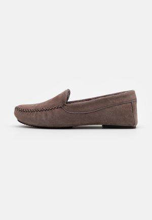 Domácí obuv - tortora