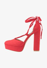 Even&Odd - High heels - red