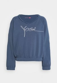 Yogasearcher - BIOSWEATY - Sweatshirt - midnight - 4