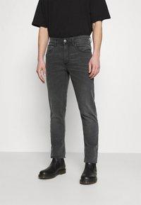 Blend - TWISTER  - Slim fit jeans - denim dark grey - 2
