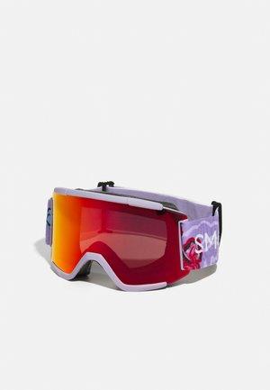 SQUAD UNISEX - Ski goggles - lilac tropics