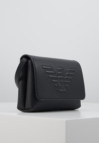 Emporio Armani - ROBERTA EAGLE MINI  - Across body bag - nero - 3