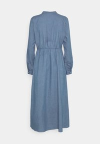 Vila - VIBASTA MAXI DRESS - Denim dress - medium blue denim - 1