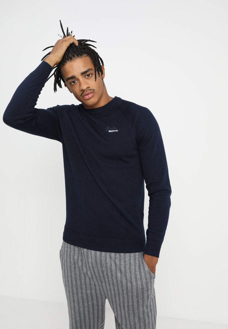Superdry - Pullover - classic navy
