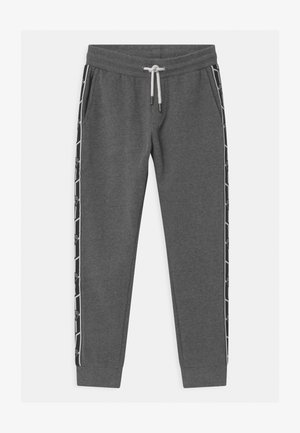 SHIELD TAPE - Tracksuit bottoms - grey estoque