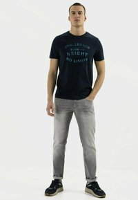 camel active - Slim fit jeans - cloudy grey - 1