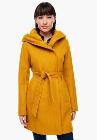 s.Oliver - Short coat - yellow - 0