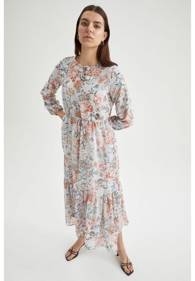 Sukienka letnia - grey