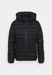 CMP - WOMAN JACKET SNAPS HOOD - Winter jacket - nero - 4