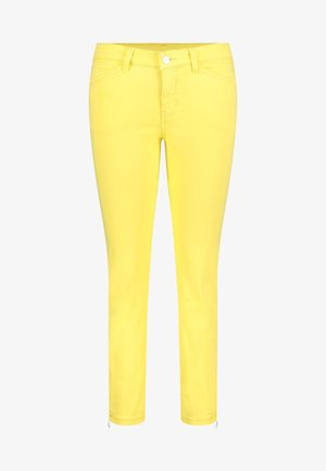 Slim fit jeans - sunny yellow
