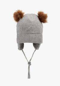 Name it - NBMMOE HAT - Muts - grey melange - 1