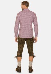 Stockerpoint - CAMPOS3 - Shirt - bordeaux - 1