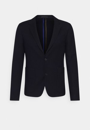 MENS JACKET UNLINED - Giacca - dark blue