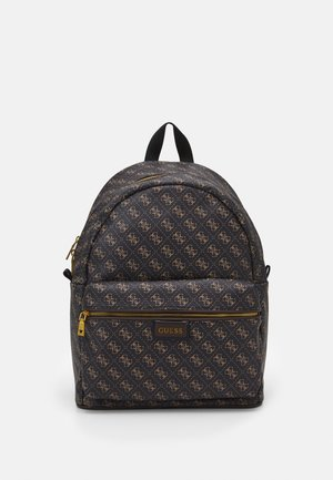 VEZZOLA BACKPACK UNISEX - Rucksack - dark brown
