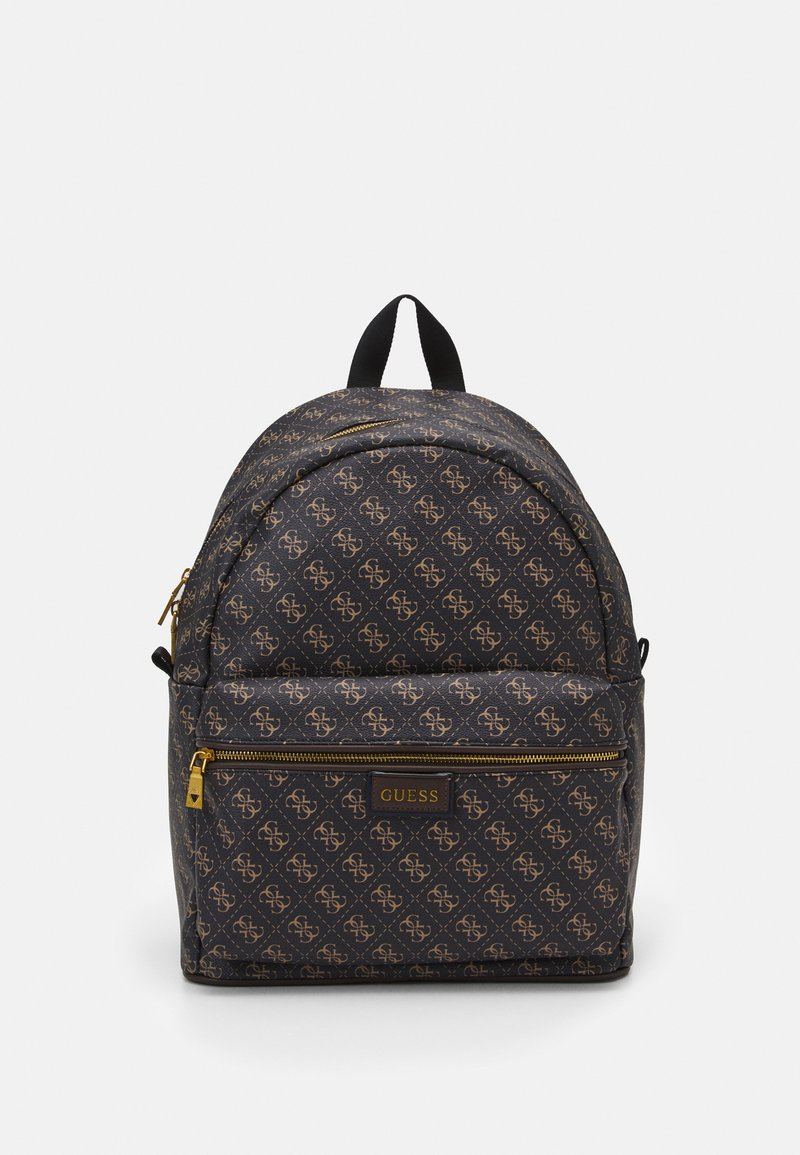 Guess - VEZZOLA BACKPACK UNISEX - Batoh - dark brown