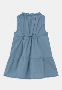 Name it - NMFBATAS  - Denim dress - light blue denim - 1