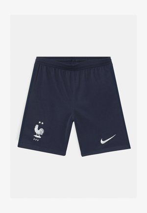 FRANKREICH UNISEX - Sports shorts - blackened blue/white