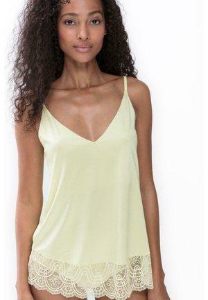 COLETTE - Pyjama top - pale lime