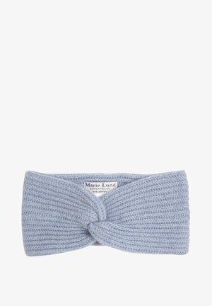 KASCHMIR - Ear warmers - blau
