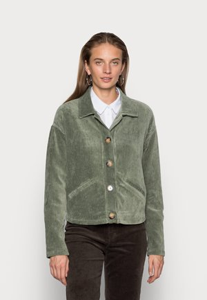 FLORINA JACKET - Summer jacket - agave green