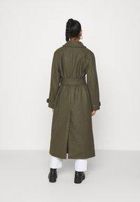 Weekday - RICKY COAT - Mantel - khaki green - 2